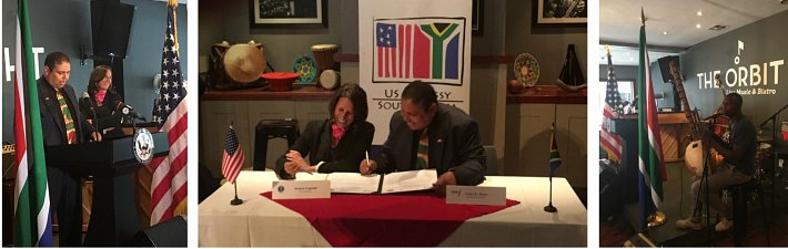 US Embassy supports SAMRO Foundation in efforts to preserve indigenous music